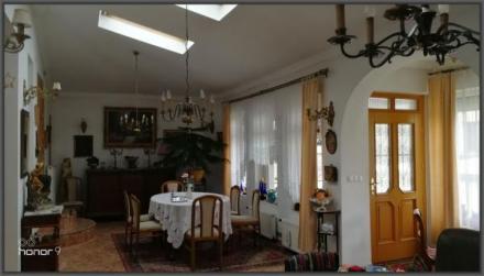 Felújított polgári ház Szombathely belvárosában